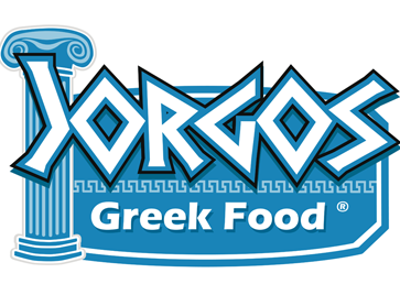 Logo Greek Food Jorgos Zeist